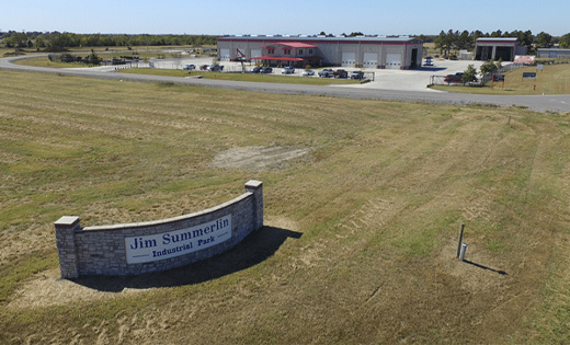 Jim Summerlin Industrial Park Video